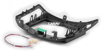 "Carav Carav 22-1140 | 9"" переходная рамка Infiniti G 2006-2014 (фото, вид 1)"