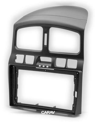 "Carav Carav 22-1123   9"" переходная рамка Hyundai Santa Fe 2000-2012 (фото, вид 2)"
