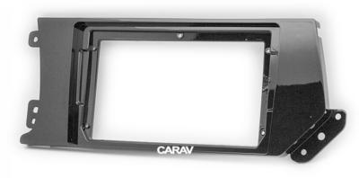 "Carav Carav 22-547   9"" переходная рамка Haval F7 2019+ (фото, вид 3)"