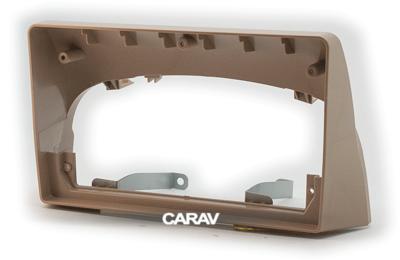 "Carav Carav 22-1109   9"" переходная рамка Fiat Siena, Palio 1996-2004, Albea 2002-2004, Weekend 2002-2005 (фото, вид 1)"