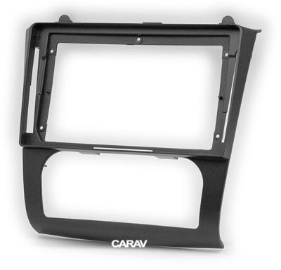 "Carav 22-1068   9"" переходная рамка Nissan Teana II 2008-2014 (фото, вид 2)"