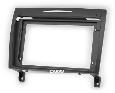 """Carav 22-1071   9"""" переходная рамка MERCEDES-BENZ SLK (R171) 2004-2011 (фото, вид 2)"""