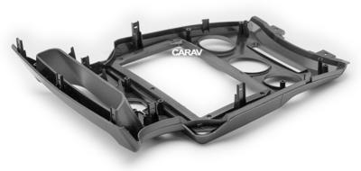 "Carav 22-1054   9"" переходная рамка KIA Carens 06-12, Rondo 07-12 (без климат-контроля) (фото, вид 1)"