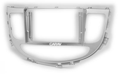 "Carav 22-1074 | 9"" переходная рамка HYUNDAI Genesis 2008-2013 (фото, вид 1)"