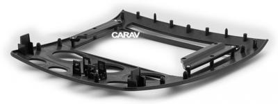 """Carav 22-1093   9"""" переходная рамка HUMMER H3 2005-2010 (фото, вид 2)"""