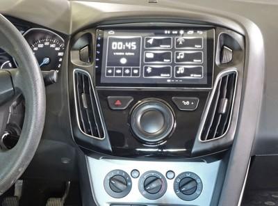 "Incar RFO-FC266   9"" переходная рамка Ford Focus-3 2011-2014 (фото, вид 3)"