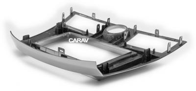 "Carav 22-1091 | 9"" переходная рамка Chrysler Sebring 2007-2010 (фото, вид 2)"
