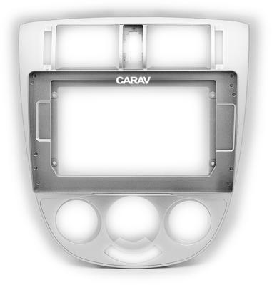 "Carav Carav 22-502 | 10.1"" рамка для магнитолы Suzuki Forenza, Verona 04-08, Chevrolet Lacetti, Nubira, Optra 04-08, Aveo 04-06, BUICK Excelle 04-08, HOLDEN Viva (JF) 05-09 (фото, вид 1)"