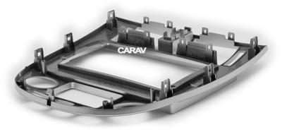 "Carav Carav 22-500 | 10.1"" рамка для магнитолы Suzuki Forenza, Verona 04-08, Chevrolet Lacetti, Nubira, Optra 04-08, Aveo 04-06, BUICK Excelle 04-08, HOLDEN Viva (JF) 05-09 (фото, вид 1)"