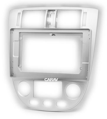 "Carav Carav 22-500 | 10.1"" рамка для магнитолы Suzuki Forenza, Verona 04-08, Chevrolet Lacetti, Nubira, Optra 04-08, Aveo 04-06, BUICK Excelle 04-08, HOLDEN Viva (JF) 05-09 (фото, вид 2)"