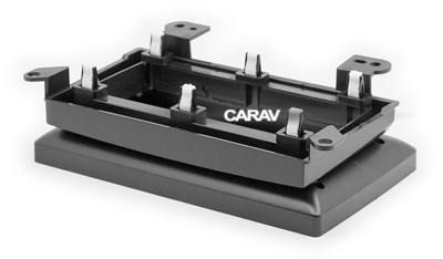 "Carav 22-1038   9"" рамка для магнитолы Mazda MPV 99-05, Premasy 99-05 (фото, вид 1)"