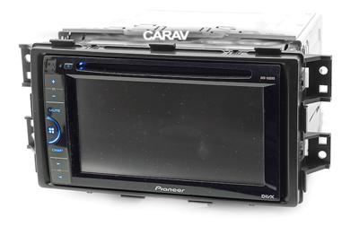 Carav Переходная рамка 2DIN Hyundai Porter 2017+ (CARAV 11-807) (фото, вид 2)