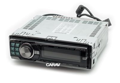 Carav Универсальная корзина для крепления 1DIN магнитолы (181 x 51) CARAV 14-102 (фото, вид 2)