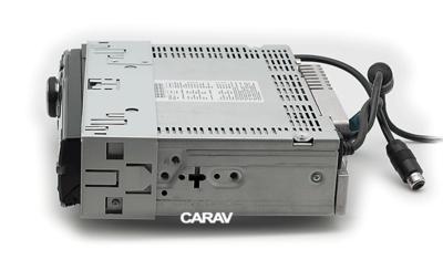Carav Универсальная корзина для крепления 1DIN магнитолы (181 x 51) CARAV 14-102 (фото, вид 3)