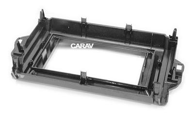 Carav Переходная рамка 2DIN Toyota Fortuner 2015+, SW4 2016+ (CARAV 11-600) (фото, вид 1)