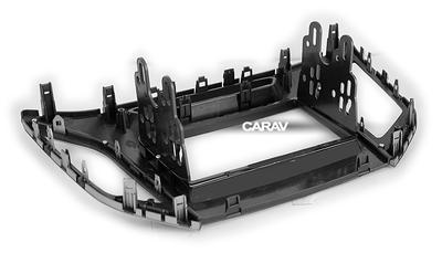 Carav Переходная рамка Hyundai Creta 2016-2020 без ГУ (CARAV 11-657) (фото, вид 1)