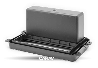 Carav Carav 11-782   1DIN переходная рамка Skoda Fabia 07+, Octavia 07+, SuperB 08+, Yeti 09+ (фото, вид 2)