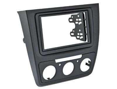 Incar (Intro) Переходная рамка Intro RSC-N11 для Skoda Yeti (Manual AC) 2din с кондиционером ручного управления (фото, вид 1)