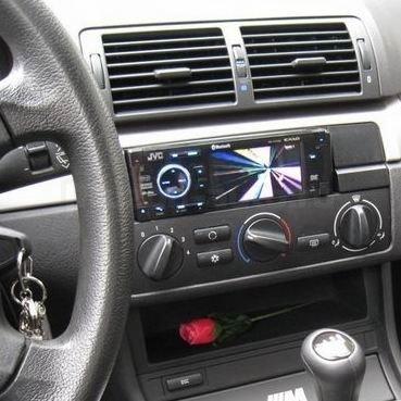 Incar (Intro) Переходная рамка Incar RBW3 для BMW 3 (46 кузов) (фото, вид 1)