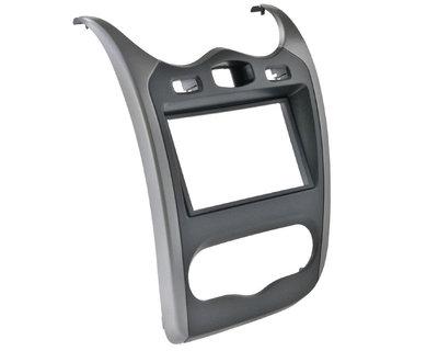 Incar (Intro) Переходная рамка INTRO RFR-N30 для Renault Sandero до 2013 2DIN (фото, вид 1)