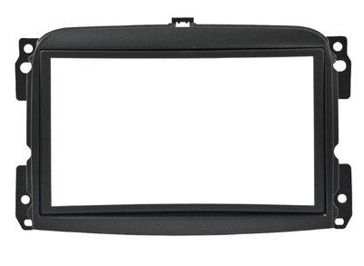 Incar (Intro) Переходная рамка INTRO RFI-N07A для Fiat 500L (крепеж) 2 DIN (фото, вид 1)