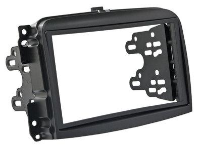 Incar (Intro) Переходная рамка INTRO RFI-N07A для Fiat 500L (крепеж) 2 DIN (фото, вид 2)