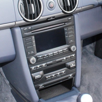 Incar (Intro) Переходная рамка Incar RPO-N04A для Porsche 911 (type 997), Boxster (type 987) 08+ 2din (фото, вид 2)