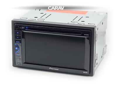Carav Универсальная корзина для крепления 2-DIN магнитолы (180 x 103 mm) (CARAV 14-003) (фото, вид 1)