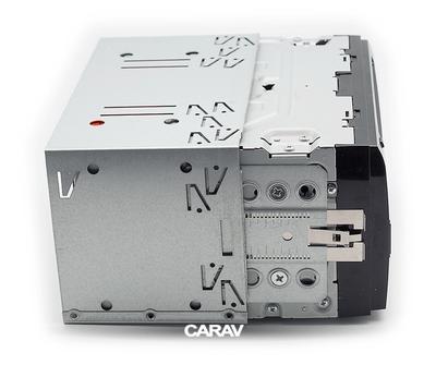 Carav Универсальная корзина для крепления 2-DIN магнитолы (180 x 103 mm) (CARAV 14-003) (фото, вид 5)