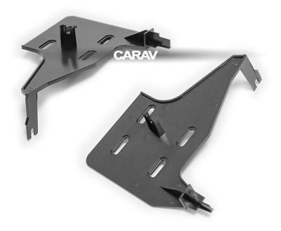 Carav Carav 11-770 | 2DIN переходная рамка Ford Transit 2014-2021 (фото, вид 2)