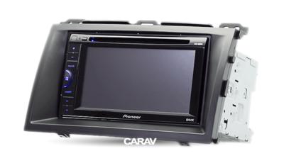 Carav Carav 07-002 | 2DIN переходная Toyota Land Cruiser Prado (120) 2002-2009, Lexus GX 470 2002-2009 (фото, вид 3)