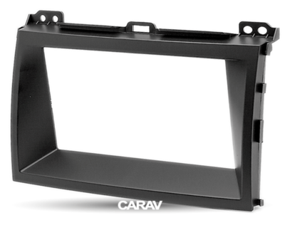 Carav Carav 07-002 | 2DIN переходная Toyota Land Cruiser Prado (120) 2002-2009, Lexus GX 470 2002-2009 (фото, вид 5)