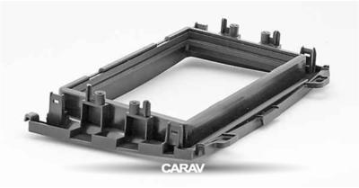 Carav Carav 07-012   2DIN переходная рамка Honda CR-V 2007-2011 (фото, вид 4)
