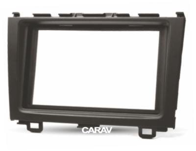 Carav Carav 07-012   2DIN переходная рамка Honda CR-V 2007-2011 (фото, вид 5)