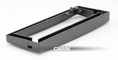Carav Carav 11-030 | 1DIN переходная рамка Peugeot (407) 2004-2010, (407) Coupe 2005-2011 (фото, вид 1)