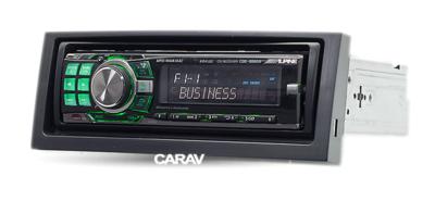 Carav Carav 11-030 | 1DIN переходная рамка Peugeot (407) 2004-2010, (407) Coupe 2005-2011 (фото, вид 2)