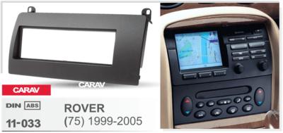 Carav Рамка ROVER 75 1999-2005 (CARAV 11-033) (фото, вид 1)