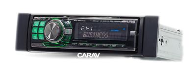 Carav Carav 11-034   1DIN переходная рамка Seat Toledo, Leon 1999-2005, Audi A3 (8L), 2000-2003, A6 (4B) 2001-2005 (фото, вид 2)