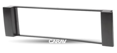 Carav Carav 11-034   1DIN переходная рамка Seat Toledo, Leon 1999-2005, Audi A3 (8L), 2000-2003, A6 (4B) 2001-2005 (фото, вид 4)