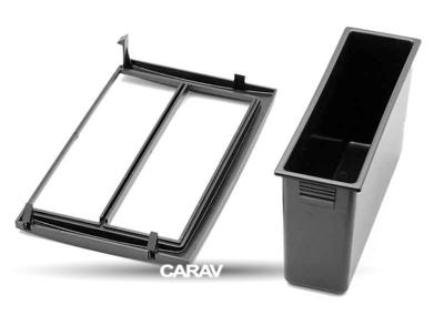 Carav Рамка SKODA Fabia 2003-2006 (с карманом) (CARAV 11-035) (фото, вид 4)