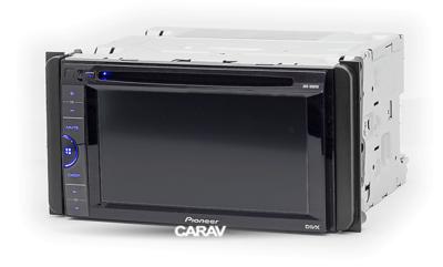 Carav Carav 11-039   2DIN боковые вставки универсальные Toyota (фото, вид 2)