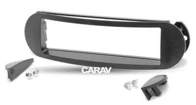 Carav Carav 11-040 | 1DIN переходная рамка Volkswagen New Beetle 1997-2010 (фото, вид 6)