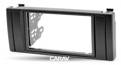 Carav Carav 11-041 | 2DIN переходная рамка BMW 5-Series (E39) 1995-2003, X5 (E53) 1999-2006 (фото, вид 6)