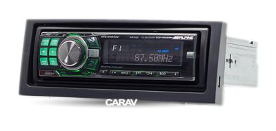 Carav Carav 11-016 | 1DIN переходная рамка Citroen C5 2004-2008 (фото, вид 4)