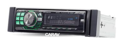 Carav Carav 11-005 | 1DIN рамка AUDI A2 (8Z) 1998-2005, A3 (8L) 2000, A4 (B5) 1999-2001, A6 (4B) 1997-2000, A6 (4B) 2003-2004 (фото, вид 3)
