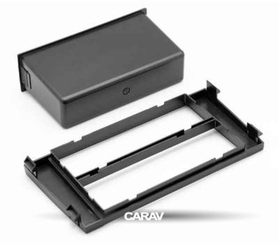 Carav Рамка AUDI A6 (4B) 1997-2004, ALLROAD 2000-2006 (с карманом) (CARAV 11-002) (фото, вид 5)