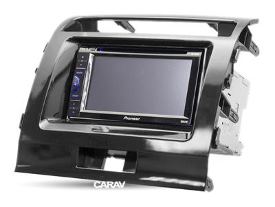 Carav Рамка TOYOTA Land Cruiser 200 (V8) 2008-2015 (CARAV 08-010) (фото, вид 2)