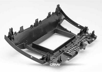 Carav Carav 08-006   2DIN переходная рамка Mitsubishi Lancer Х, Galant Fortis 2007+,Proton Inspira 2010+ (фото, вид 4)