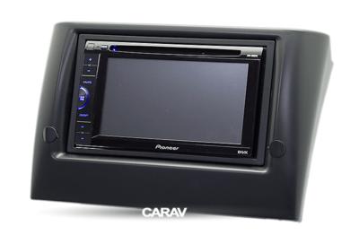 Carav Carav 11-059 | 2DIN переходная рамка Fiat Stilo 2001-2007 (фото, вид 4)