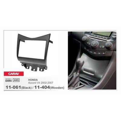 Carav Carav 11-061 | 2DIN переходная рамка Honda Accord 2002-2007 (фото, вид 2)